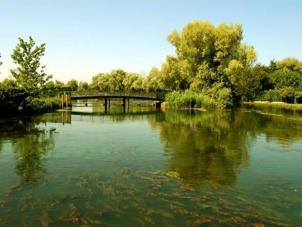 sile fiume treviso barche