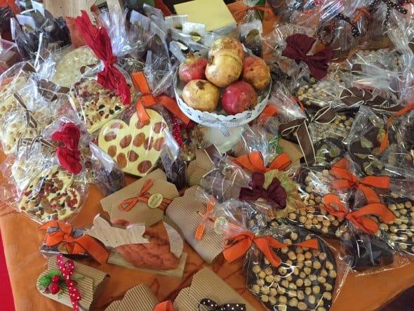 Il cioccolato di Oriana Balliana, da non perdere!