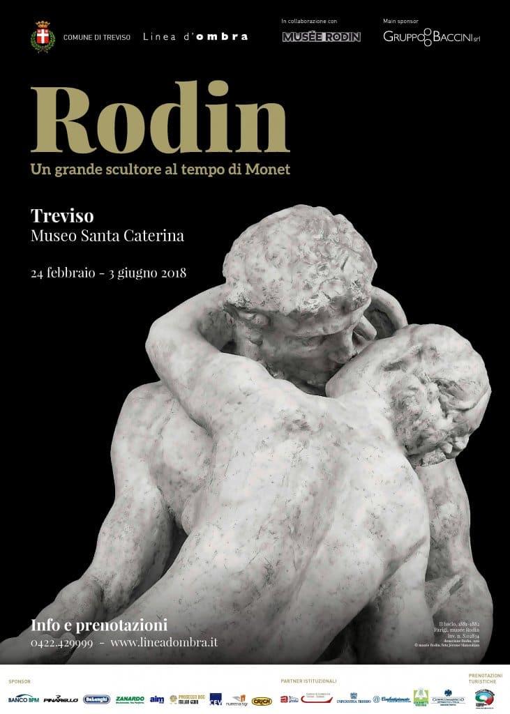 Rodin un grande scultore al tempo di monet a treviso for Rodin scultore